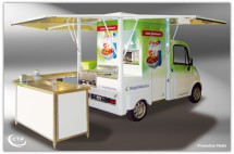 Catering Trailer'