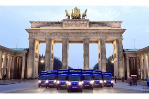 promotional vehicles in Berlin