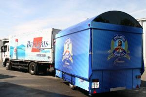 Catering truck GA 4000-8 EK Shirin