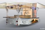 GA 4600-8 EKT mobile food truck