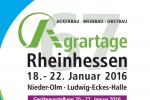 Agro Days Rheinhessen 2016