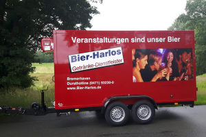 Refrigerated vans for sale for Bier-Harlos
