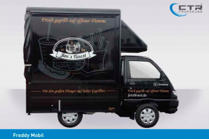 Freddy Mobil mobile catering unit