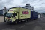 Food concession trailer Stöhr
