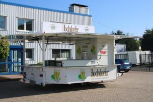 Mobile catering trucks