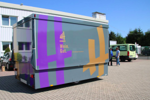 mobile catering units for sale