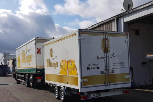 Refrigerated trailers for sale by CTR